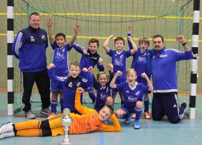 RSV-Youngsters gewinnen eigenes U9-Turnier