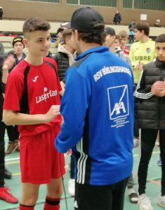 RSV-Jugend-Hallenturniere: faire Spiele, viele Tore
