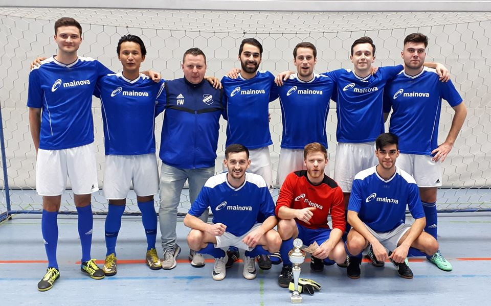 RSV II gewinnt Turnier in Niedergirmes