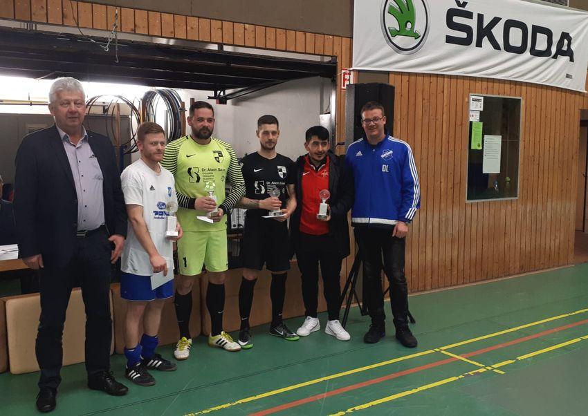 """32. RSV-Hallenturnier um den """"Skoda-Cup"""": Volpertshausen verteidigt Titel"""
