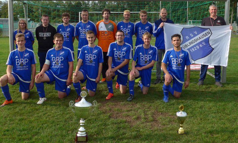 Fußball-ID-Team mit Personalsorgen zum Hallen-Cup