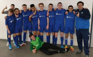 C-Jugend mit tollem 4. Platz bei Futsal-Regionalmeisterschaft