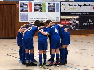 D-Jugend holt Platz 3 bei Futsal-Regionalmeisterschaften