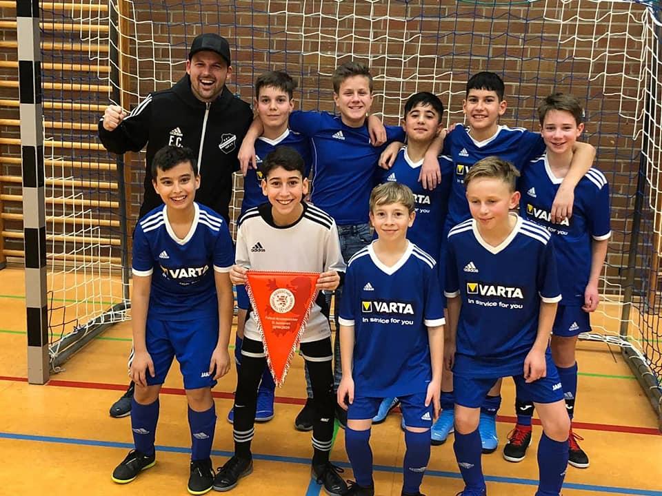 D-Jugend Futsal-Kreismeister