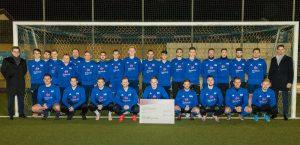 Swiss Life Select stattet Fußball-Aktive aus