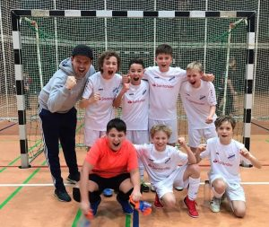 Read more about the article U12 holt Turniersieg in Ohmtal