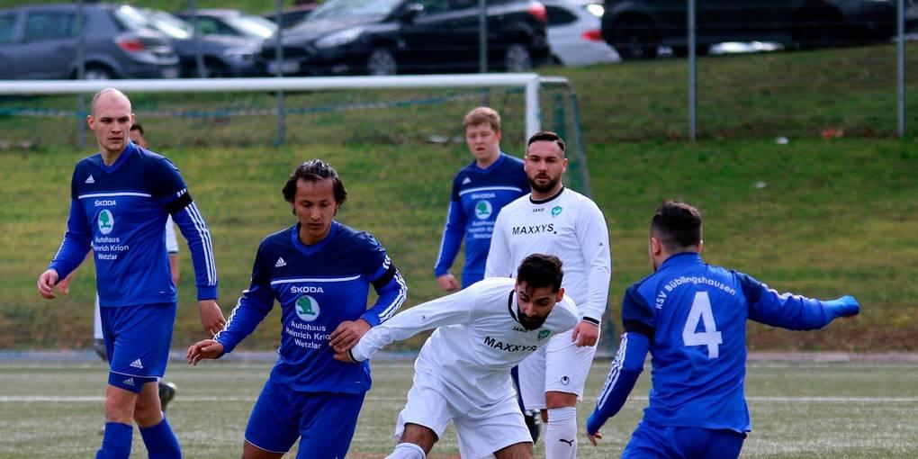 RSV-Zweite gewinnt B-Liga-Topspiel – RSV I bleibt an Spitzenreiter Eschenburg dran