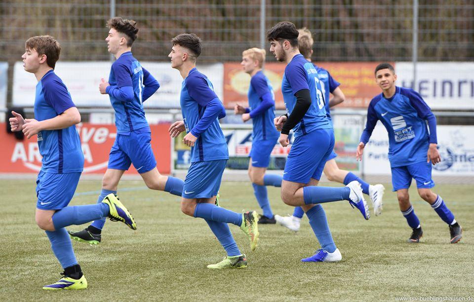 Aus im Viertelfinale: RSV verliert in Ehringshausen – Auch B-Jugend mit bitterer Niederlage