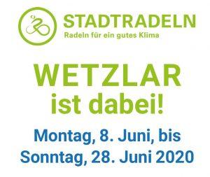 """Aktion """"Stadtradeln"""" in Wetzlar – Der RSV ist erstmals dabei!"""