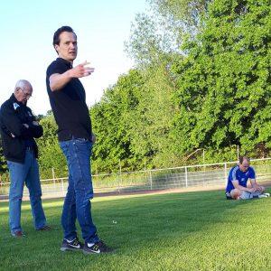 Cholibois als neuer Trainer offiziell vorgestellt