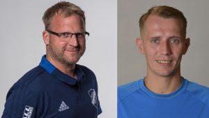 Saison 2020/21: Feile/Schulz am Steuer der U13