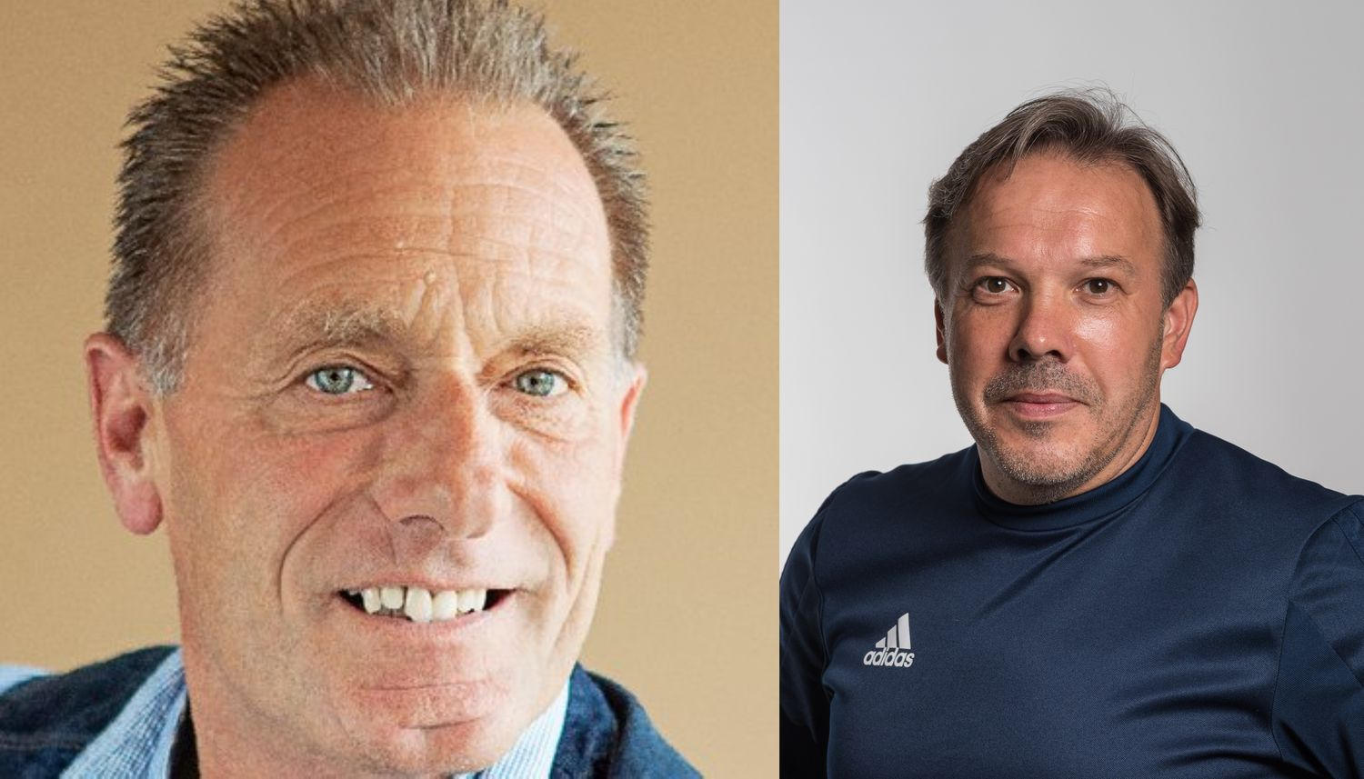 Saison 2020/21: Michael Giani und Rob Wolsleger bilden Trainergespann der U19