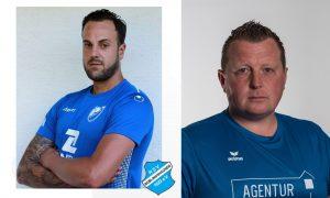 Saison 2020/21: Chris Reuling und Flo Walther verantwortlich für U10
