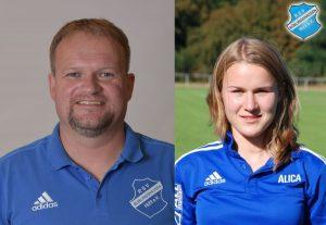 Saison 2020/21: Kanbach/Stöber bilden U17-Trainer-Duo