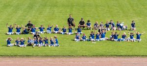 Lilien-Fußball-Camp 2020: 40 Kinder kicken 4 Tage mit Riesenspaß beim RSV