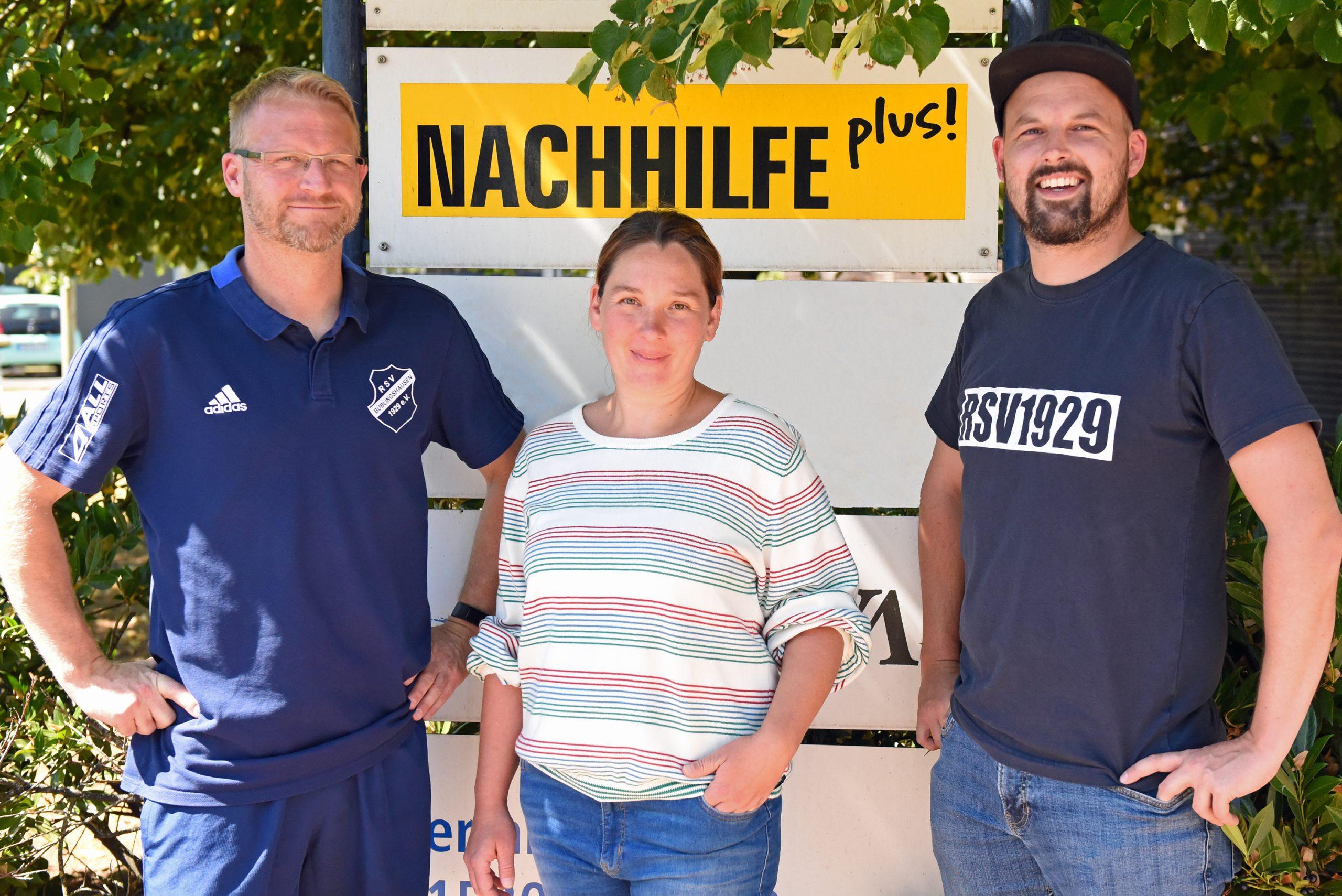 """Kick+School"": RSV Büblingshausen kooperiert mit Nachhilfe–Schule"