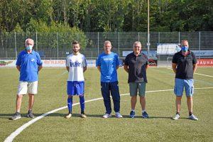 RSV ehrt David Kierok für 500 Spiele und verabschiedet Ex-Trainer Schulz und Haas