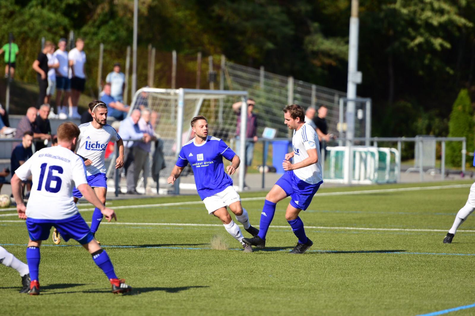 "2:2: RSV egalisiert zwei Mal Rückstand gegen SG ""KOA"" – Zweite verliert unnötig"