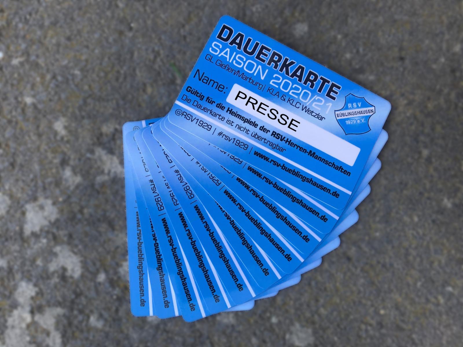 Alle Heimspiele zum Vorteilspreis: Jetzt RSV-Dauerkarte bestellen!