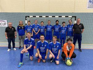 Hessenmeisterschaft Fußball-ID in Wetzlar – RSV Titelverteidiger des 11er-Cups