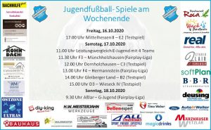 Read more about the article Jugendfußball am Wochenende: RSV-Teams testen zahlreich