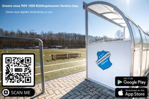 Der ganze RSV – jetzt auf deinem Handy! Hol dir unsere App!