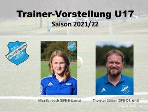 Read more about the article Trainerteam U17 für die neue Saison: Kontinuität und Qualität ist Trumpf