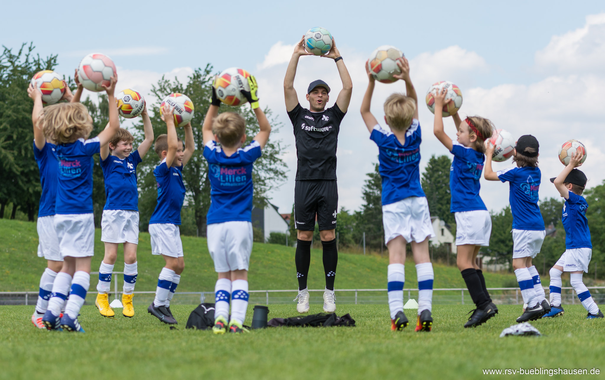 You are currently viewing Lilien-Fußball-Camp beim RSV: Noch freie Plätze!