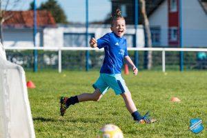 Read more about the article Kinder-Training und die Bundesnotbremse: Impressionen von unserer F-Jugend