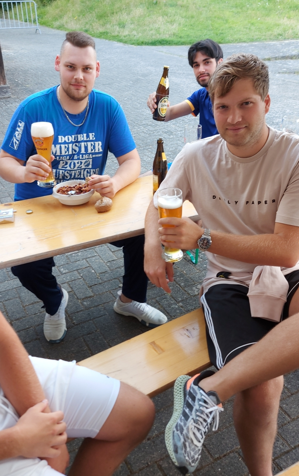 You are currently viewing U23 feiert Schützenfest gegen Katzenfurt – Frauen mit knapper Niederlage